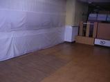 11月7日 1 ROOMの最後 空っぽ