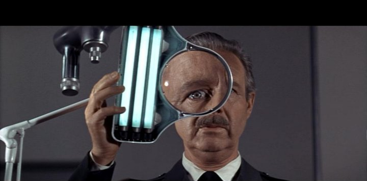Fantastic Voyage 007  <イントロダクション> ミクロの決死圏