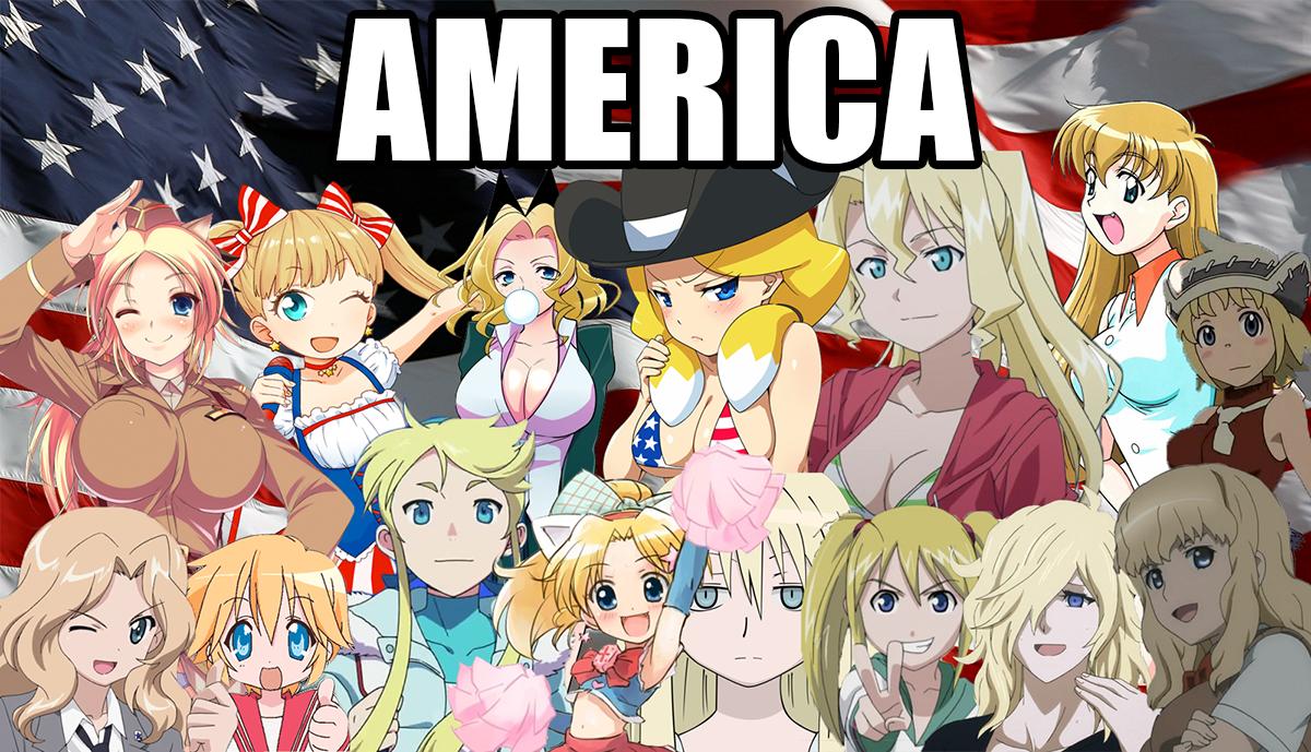 アニメ アメリカ