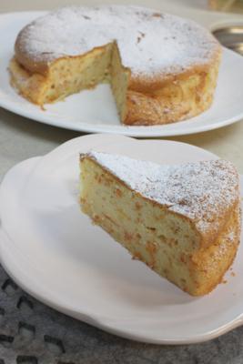$honey drop-ニンジンチーズケーキ