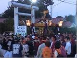 黒磯神社神輿