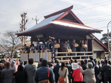 黒磯神社の豆まき2018