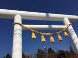 黒磯神社の新鳥居