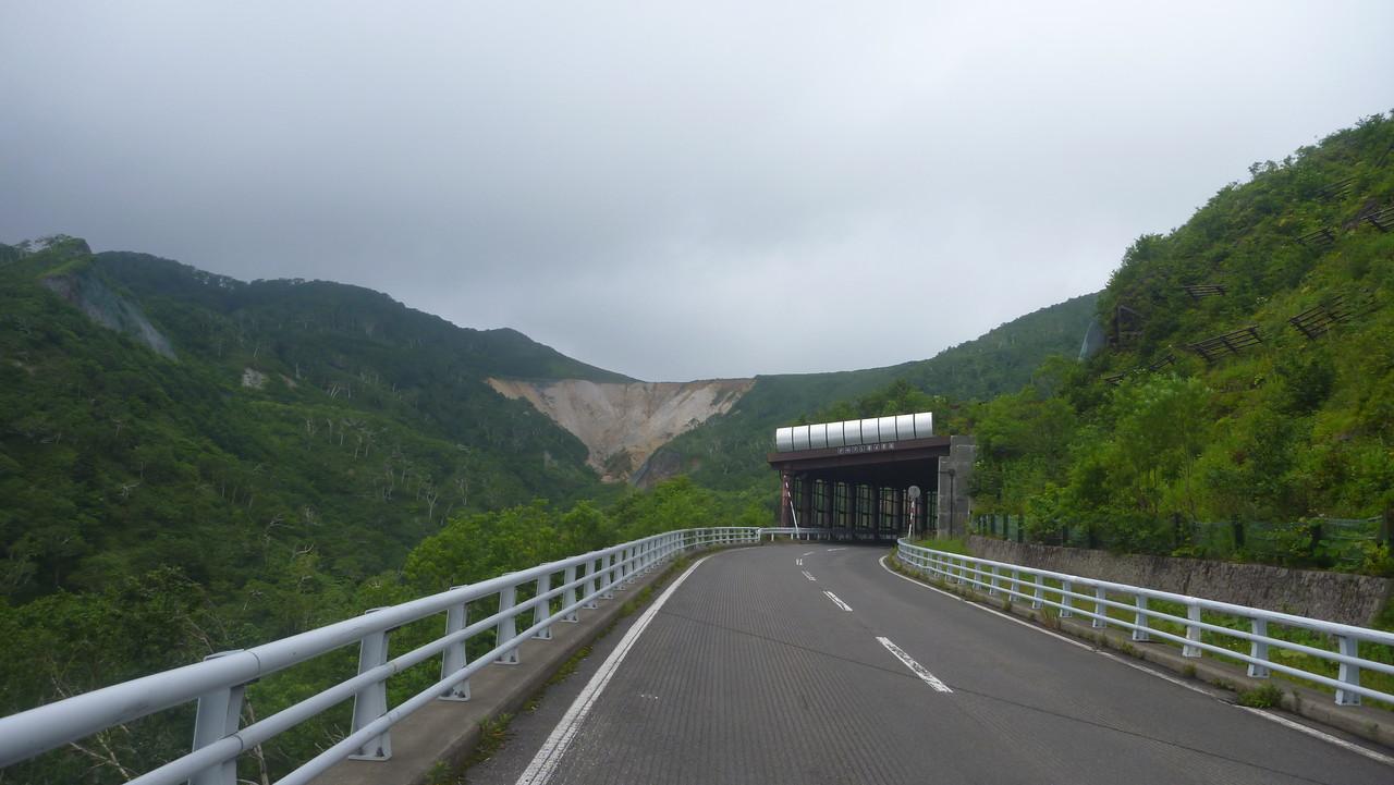 2012.08.12 白老~オロフレ峠 ...