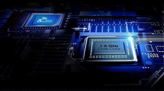 Powerful-processor