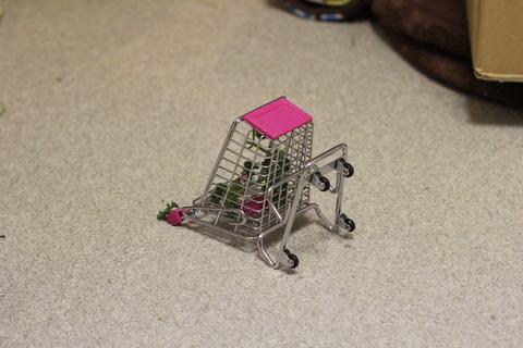 ショッピングモルに憧れて