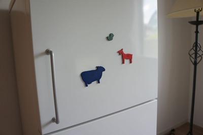 fridge deco