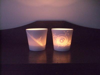 rc candleholder