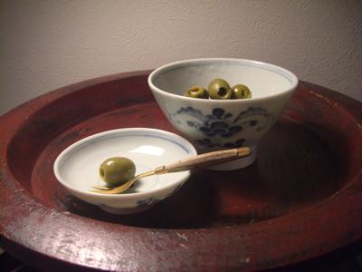 蓋付き茶碗