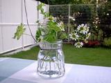 ヨーグルト花瓶