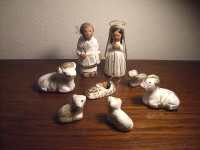 土人形セット