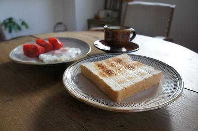 小鹿田朝食セット