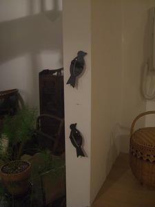 小鳥形クリップ