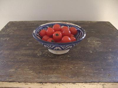 モロッコボウル青トマト