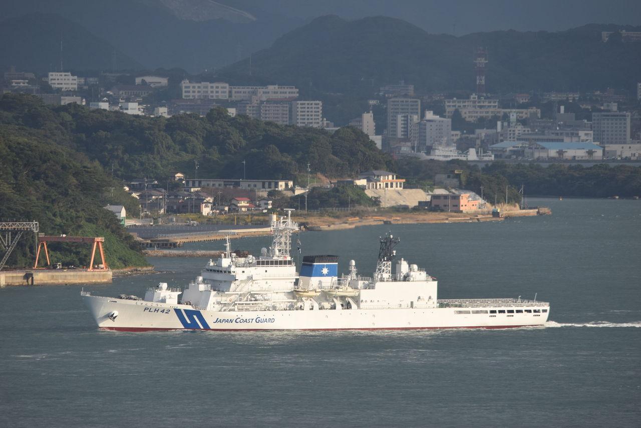 公試 シートライアル PLH42 しゅんこう 海上保安庁 : きままにのblog