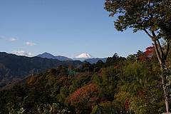 大垂水峠(標高392m)