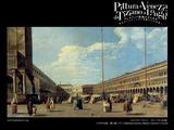 展覧会「ヴェネ絵画のきらめきツィア」壁紙