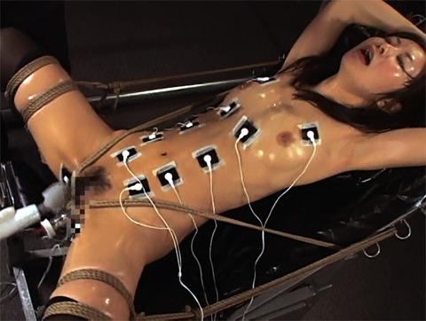 被虐女体電獄アクメ012
