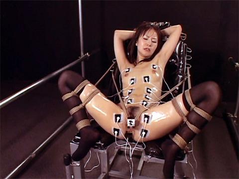 被虐女体電獄アクメ007