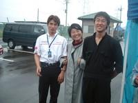佐藤君と母ちゃん