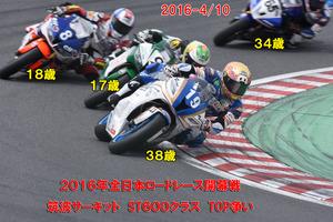 筑波レース年齢