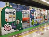 キャンバストレイン(6216-北側2)[2008年7月23日撮影 / 虎根さん提供]