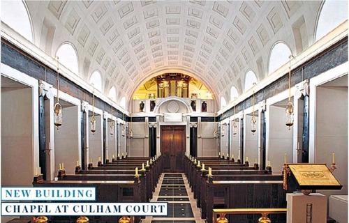 culham court