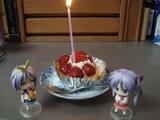 お誕生日おめでとう!かがみ、つかさ