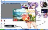 CPU & Memory Monitor_Kagami-Angry