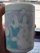 らき☆すた湯飲み