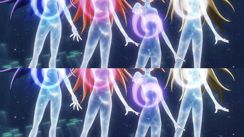 [新]スター☆トゥインクルプリキュア 第1話「キラやば〜☆宇宙に輝くキュアスター誕生!」★11 YouTube動画>1本 ->画像>627枚
