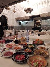bモロッコ料理