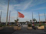 b空港国旗