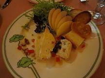 料理3チーズ