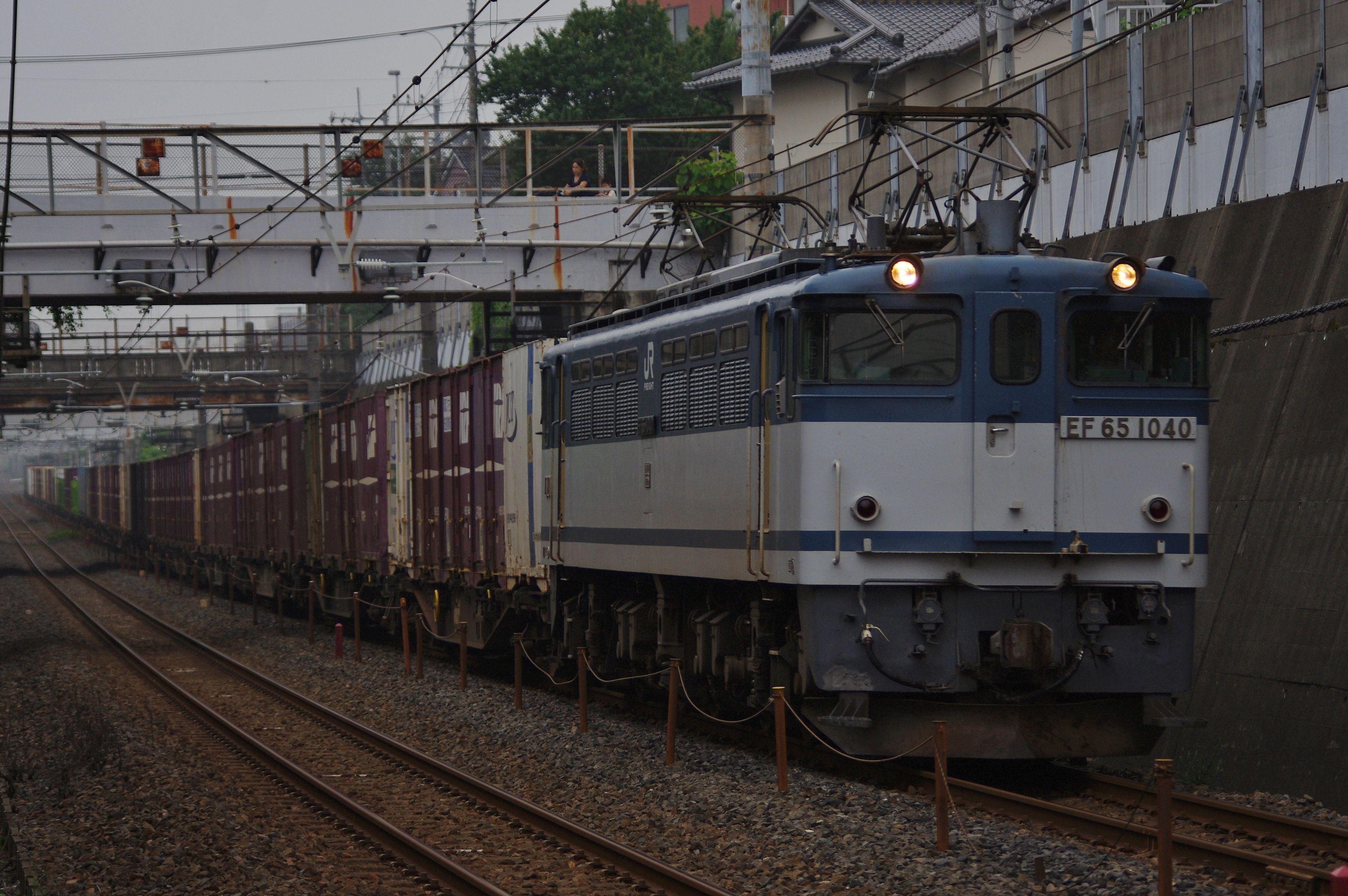 JR東日本/JR貨物 EF65 PF