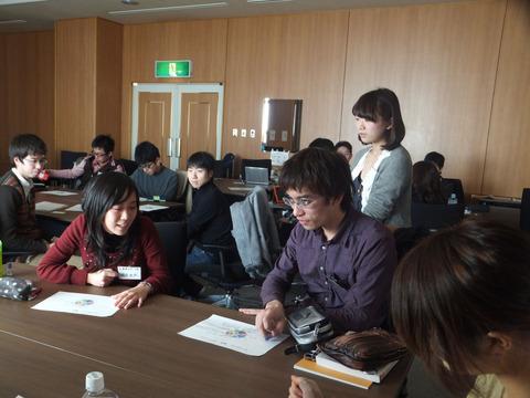 2012 JPCA SRS Kansai 第4回 家庭医療WS 掲載写真 その2