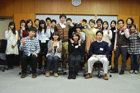 2012 JPCA SRS Kansai 第4回 家庭医療WS 集合写真 ②