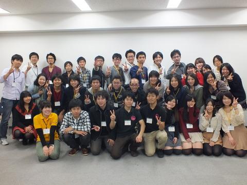 2012年10月20〜21日 第1回夏セミ全体MTG@東京都医師会館027