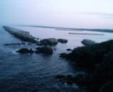 05.6.16 花咲灯台車石�