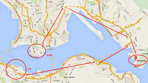 龍門海鮮酒家 - Google マップ 2014-12-10 09-02-23