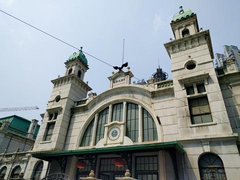 【中国武漢編~第二章 その51~】 京漢火車站を見てきた