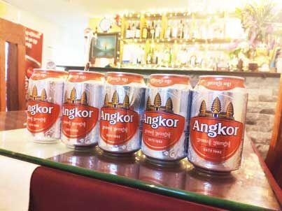カンボジアで天使に出会った話 第7話 ~とりあえずビール~