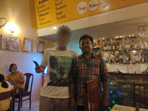 カンボジアで天使に出会った話 第14話 ~あれは天使か?~