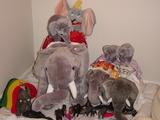 los elefantes