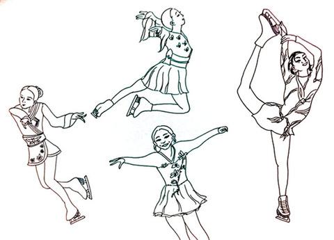跳んでQの『フィギュアスケートバカシリーズ』vol.16