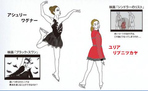 跳んでQの『フィギュアスケートバカシリーズ』vol.17