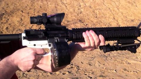 3Dプリンター銃製造法が流出