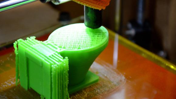 3Dプリンター日本製造業