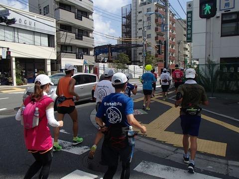 顔マラソン3