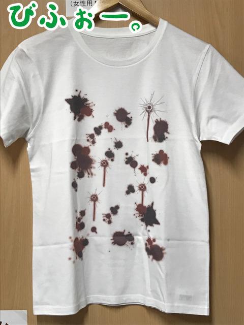 血Tリメイクビフォー